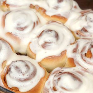 The Secret Ingredient That Makes Cinnabon's Cinnamon Rolls So Delicious