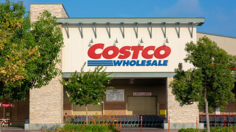 Costco Wholesale storefront