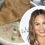 We Tried Chrissy Teigen's Chicken Pot Pie Soup (And It Was SO Good)
