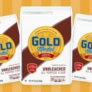 Gold Medal Flour Recalled Due to SalmonellaConcerns