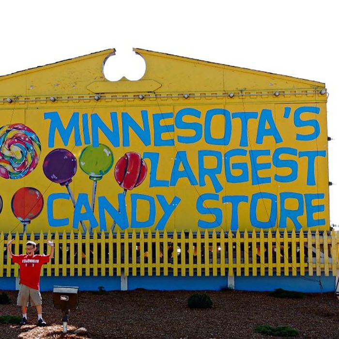 Jim's Apple Farm and Largest Candy Store