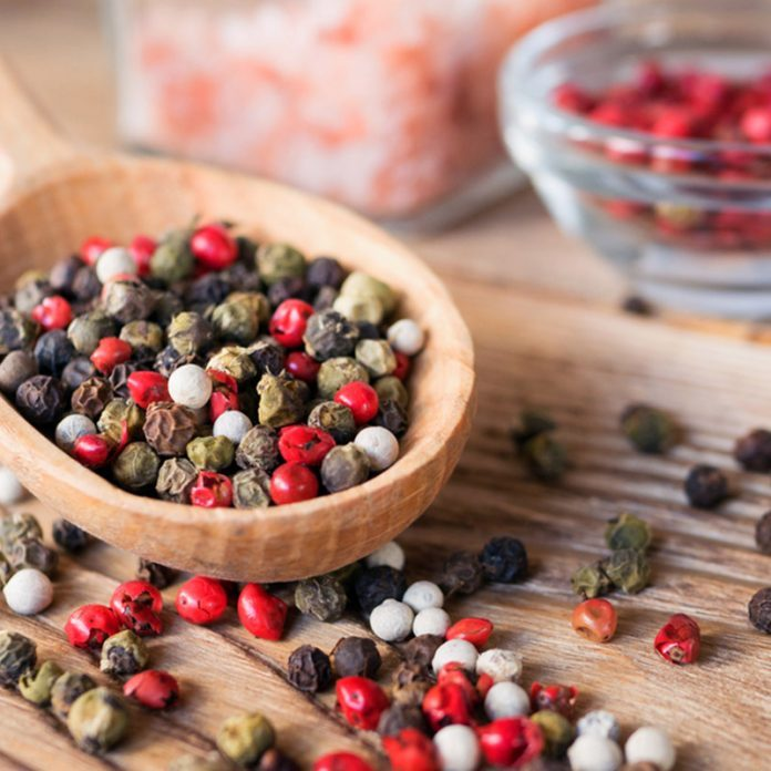 Your Guide to the Different Kinds of Peppercorns