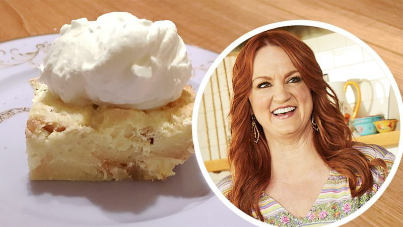 ree drummond lemon bread feature image