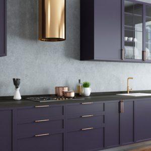13 Stunning Ideas for Dark Kitchen Cabinets