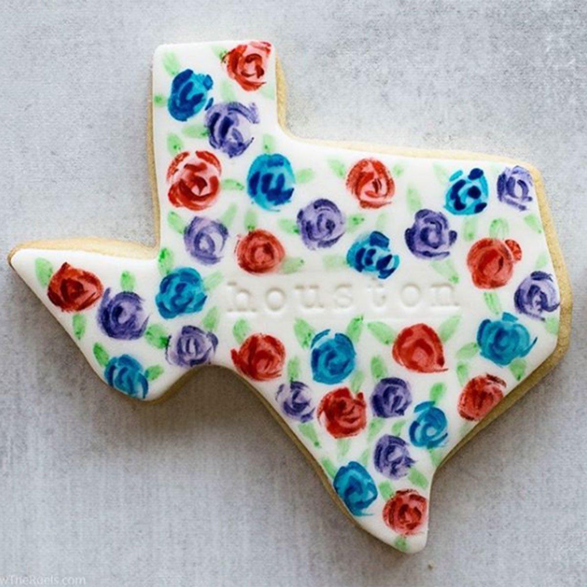 Texas cookie