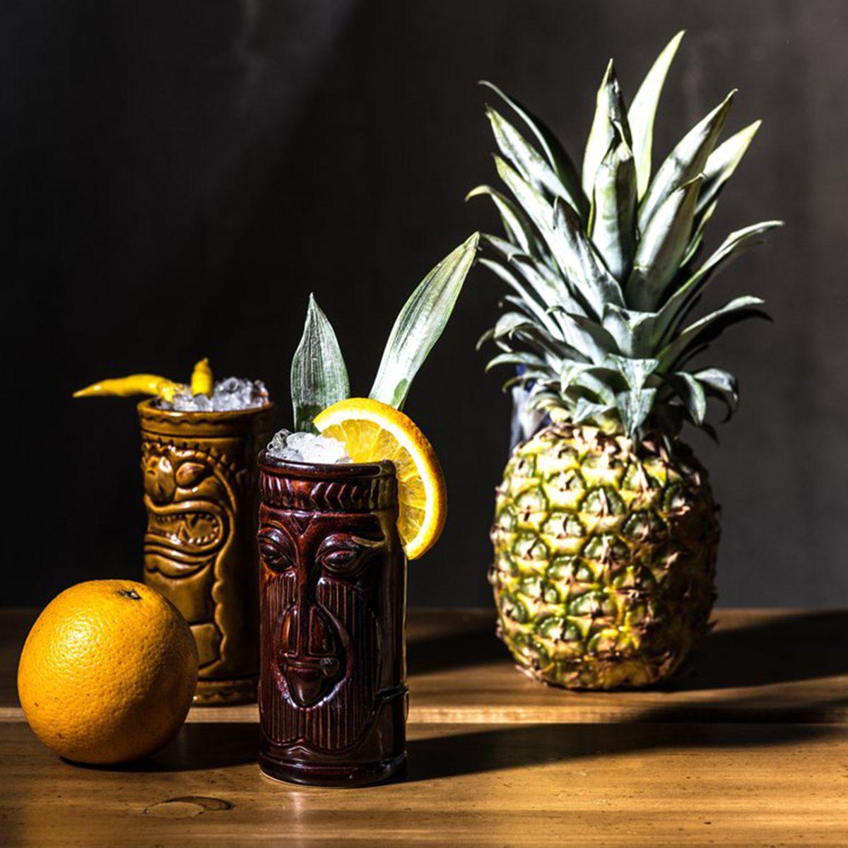 Tropical drinks