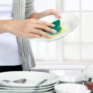 The Secret Benefit of Washing Your Dishes