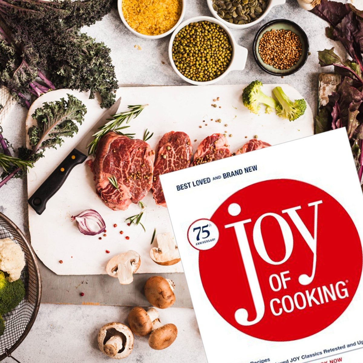14 Lessons We Learned From The Joy of Cooking