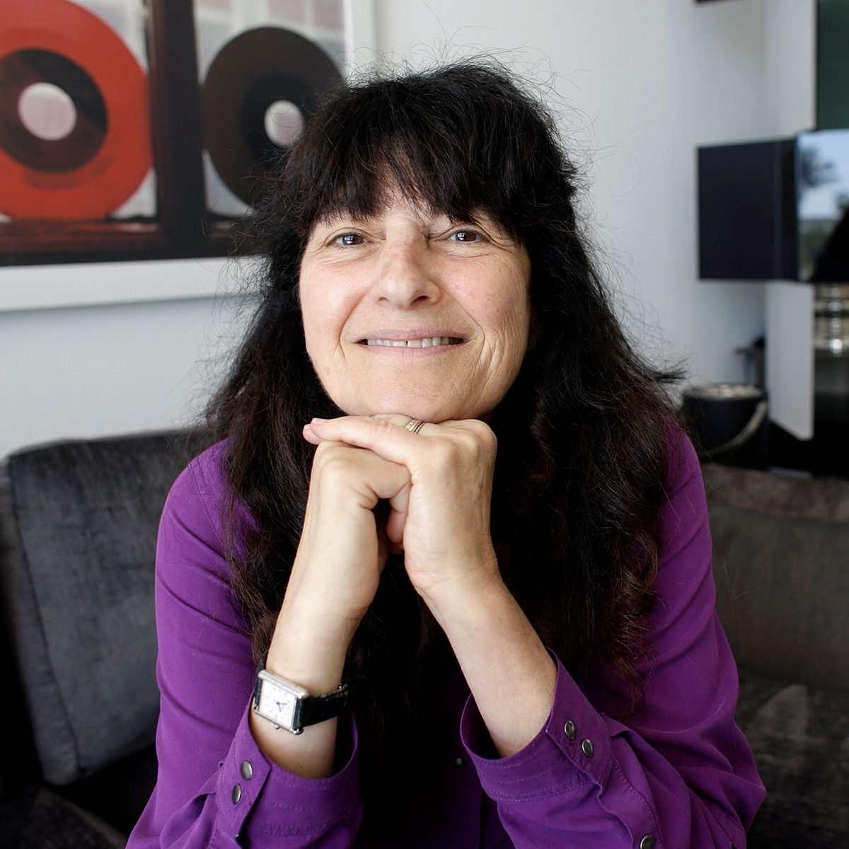 """Mandatory Credit: Photo by Lynne Sladky/AP/REX/Shutterstock (6133742a) Ruth Reichl Ruth Reichl, the former editor-in-chief of Gourmet magazine, poses for a photograph in Miami Beach, Fla. In the book """"My Kitchen Year,"""" Reichl writes of the months after the publication was shut down after nearly 70 years Food Finds Ruth Reichl, Miami Beach, USA"""