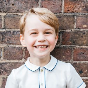 Can You Guess Prince George's Favorite Snack Food?