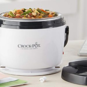 We Tried the Crock-Pot Lunch Warmer. Here's Why It's Worth the Hype.