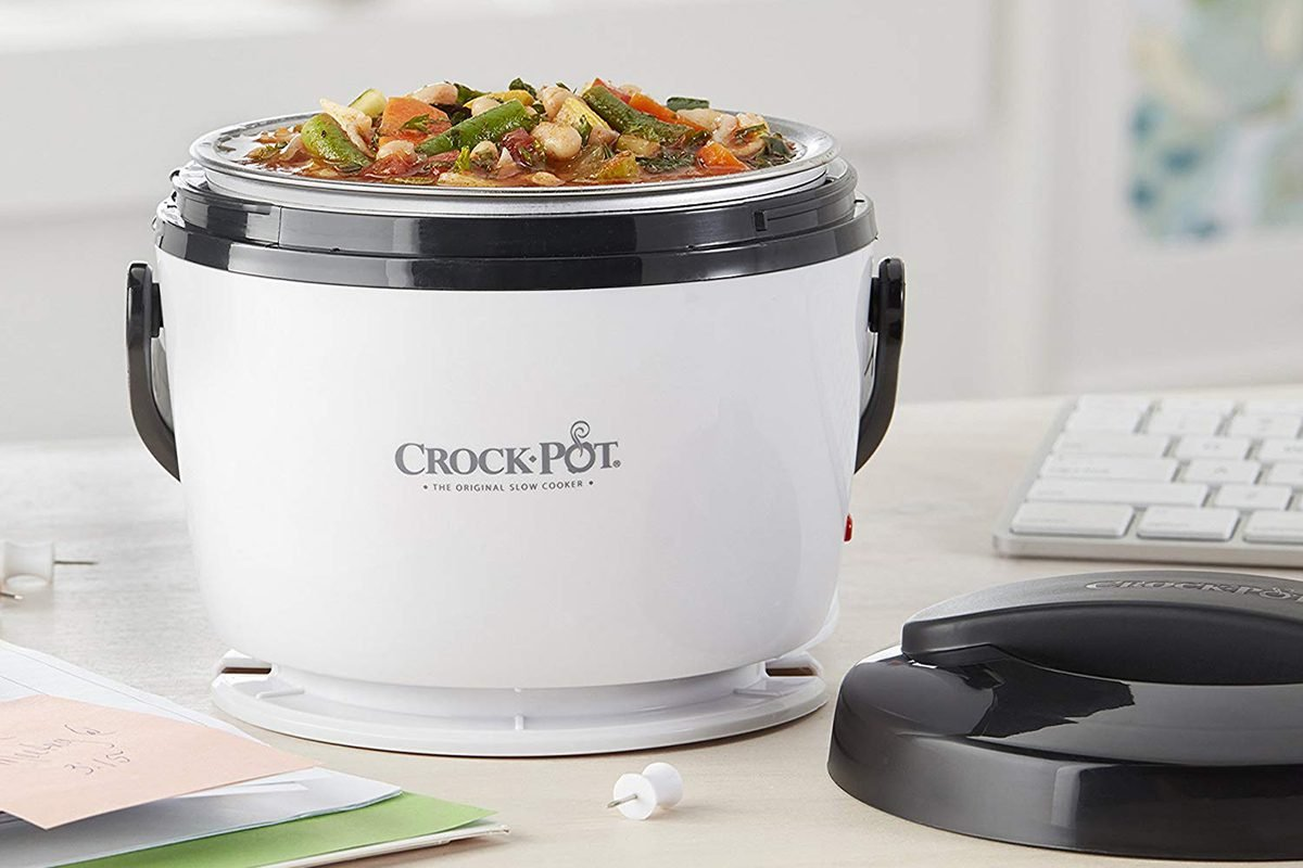 mini Crock-Pot Lunch Warmer