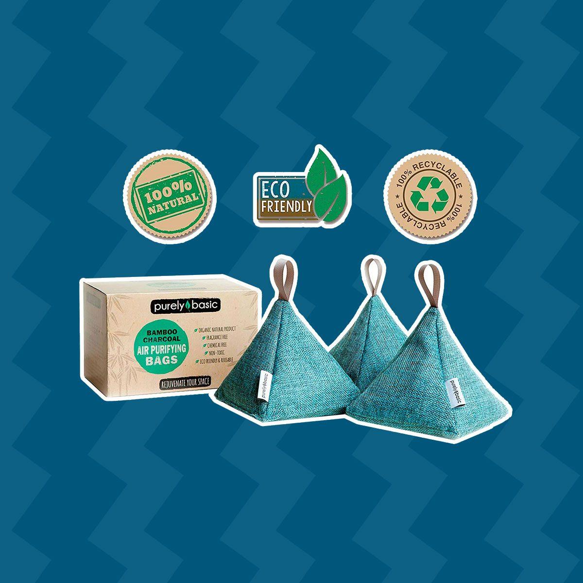 Charcoal Air Freshener