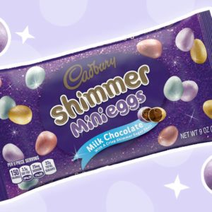Cadbury Shimmer Eggs Are the Most Gorgeous Easter Treat Yet