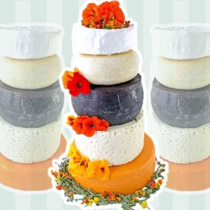 Costco Just Dropped a 5-Tier Wedding Cake Made of Cheese