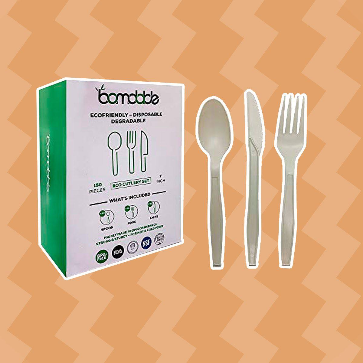 Cornstarch Cutlery
