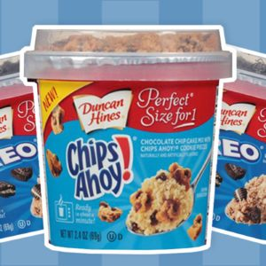 Duncan Hines Is Making Oreo, Chips Ahoy and Honey Maid Cakes Just for You
