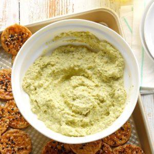 Edamame Hummus