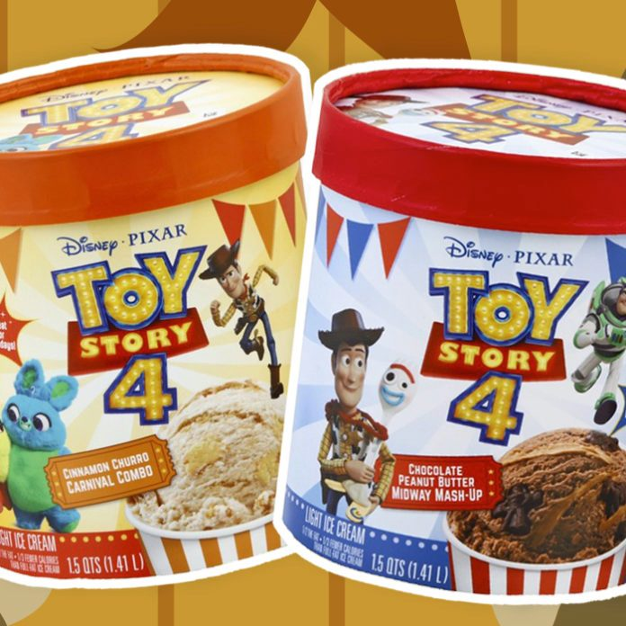 Edy's Drops Two New Flavors to Celebrate Toy Story 4