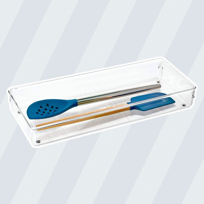 Interdesign Kitchen Organizer Silverware Spatulas