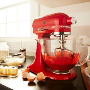 KitchenAid Just Released a New Mixer Color—and We're Obsessed