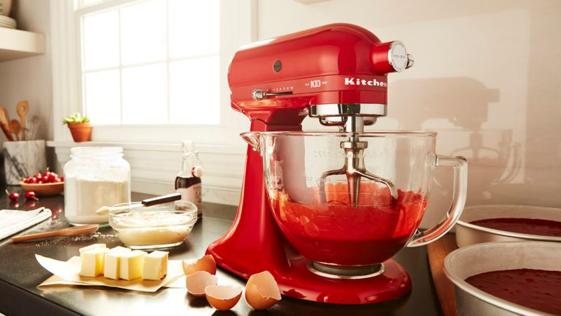 Kitchenaid Just Released The Queen Of Hearts Appliance