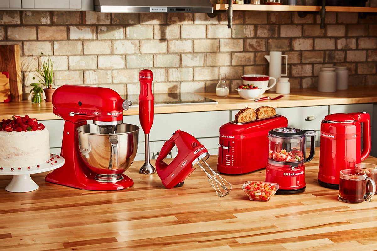 Deal of the Week: KitchenAid Limited Edition Queen of Hearts Collection