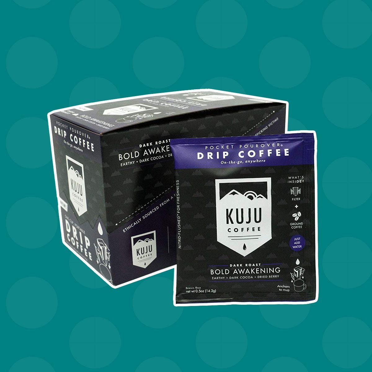Kuju Coffee Pocket PourOver
