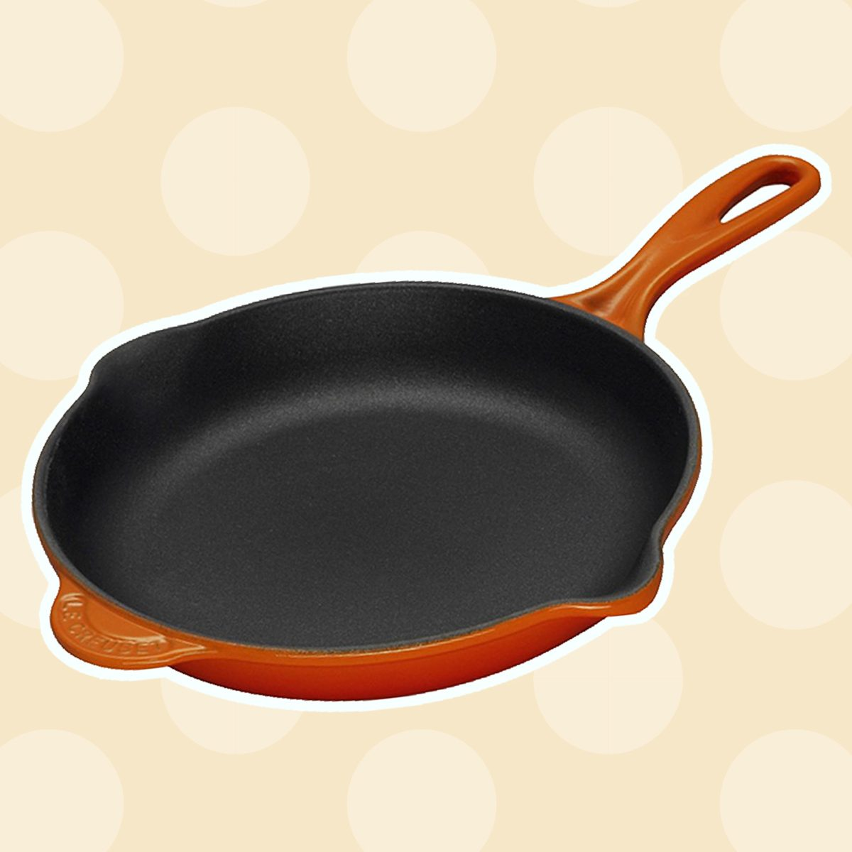 Le Creuset Enameled Cast-Iron