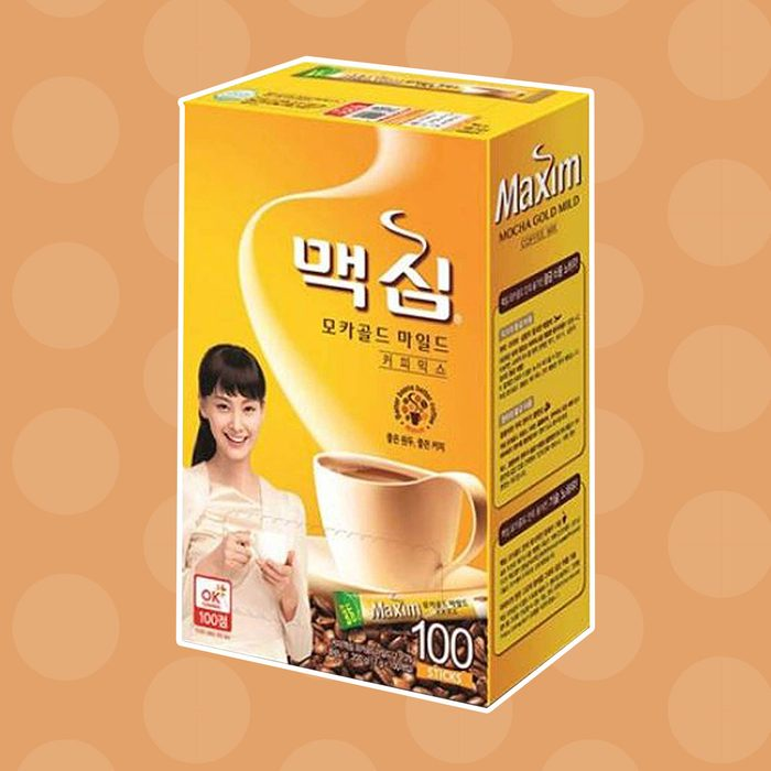 Maxim Mocha Gold Mild Coffee Mix