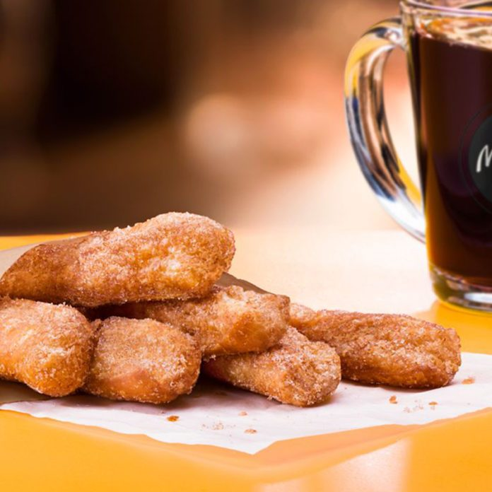 Donut Sticks Are Officially Coming To McDonald's Breakfast Menus Nationwide