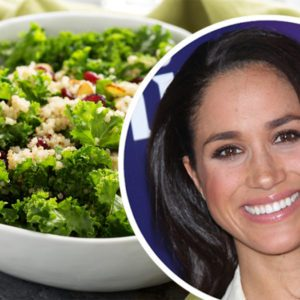 Meghan Markle's Kale Salad Recipe Will Turn Anyone Into a Believer