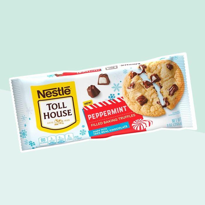 Nestlé Toll House Peppermint-Filled Baking Truffles