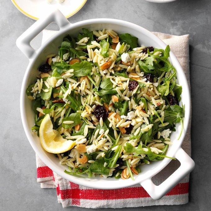 Orzo With Feta And Arugula Exps Sdam19 126652 E12 04 4b 2