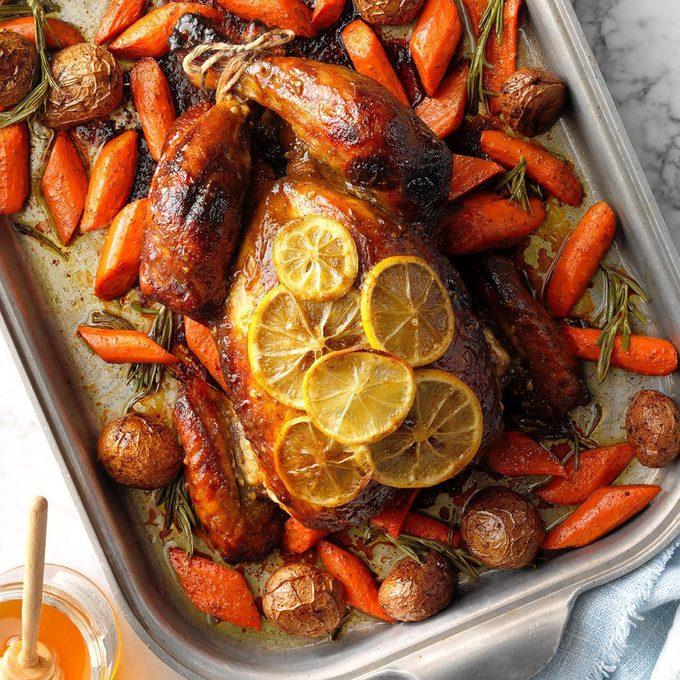 Roasted Honey Mustard Chicken Exps Tham19 234609 E11 09 9b 11