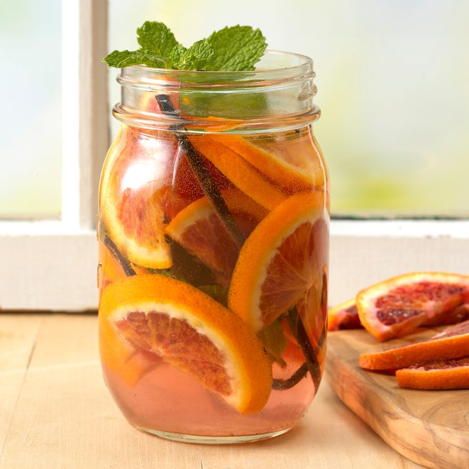 fresh scents in jars