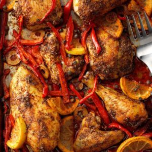 Tara's Spanish Chicken