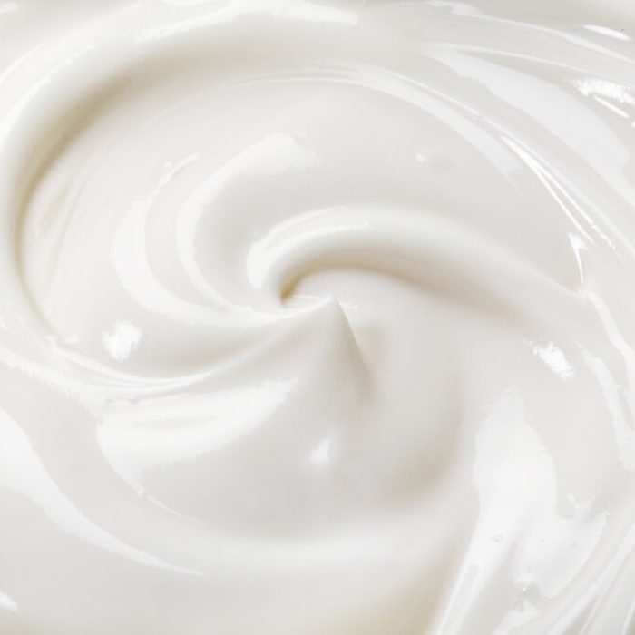 Frozen whipped topping