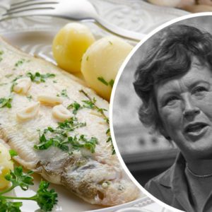 This Is the Surprising Dish That Sparked Julia Child's Career