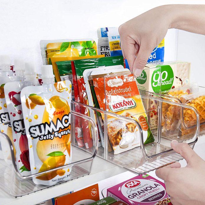 Yihong Organizer Refrigerator Organization Seasoning
