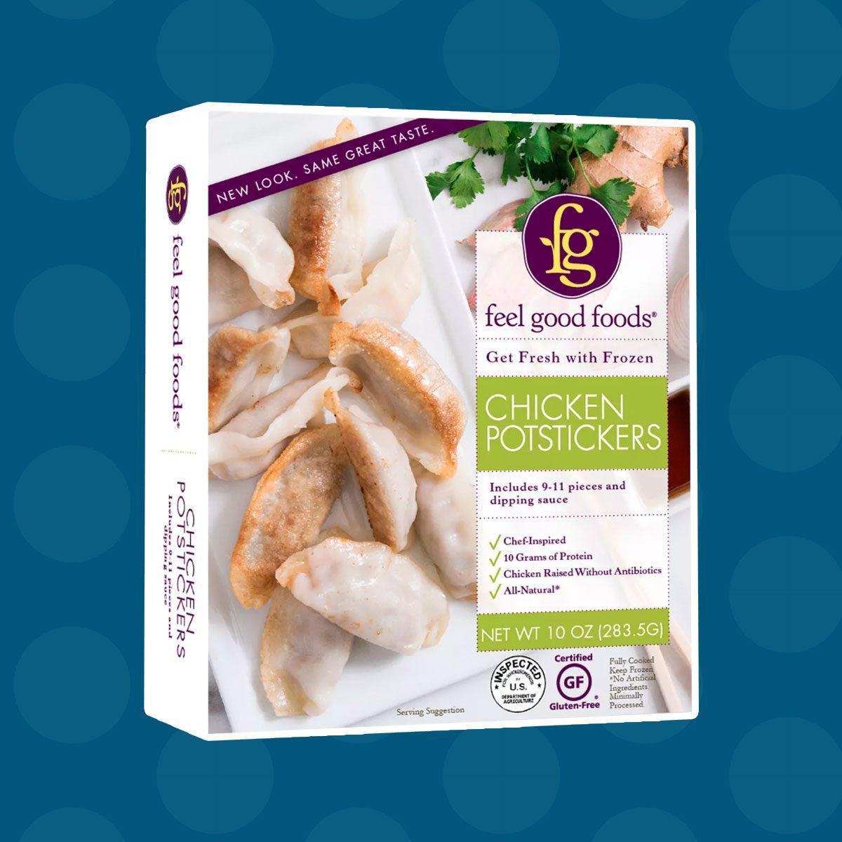Feel Good Foods Chicken Potstickers