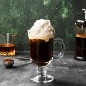 How to Make an Irish Coffee That Will Warm You Right Up