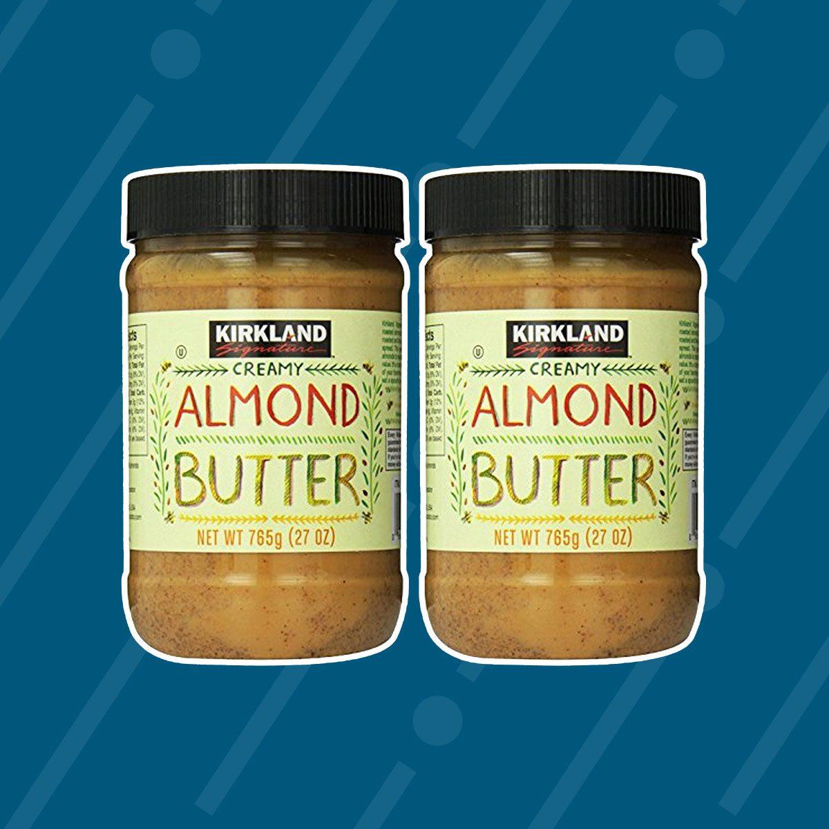 Costco: Kirkland Creamy Almond Butter