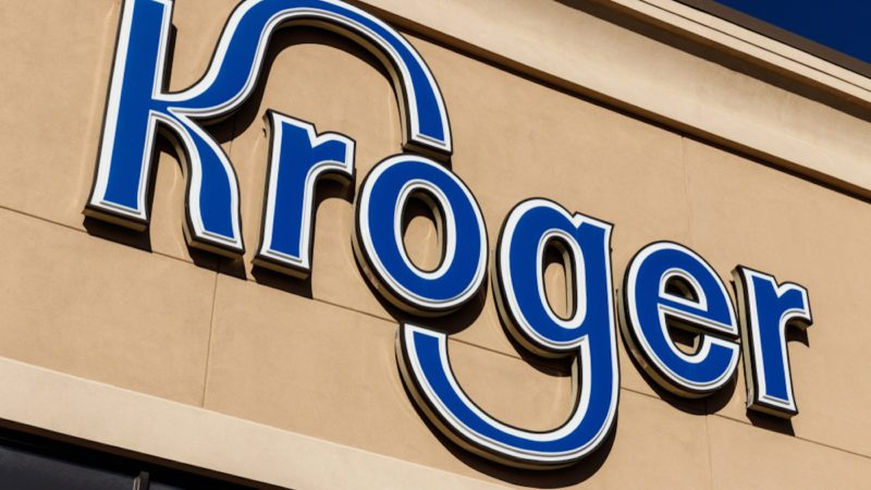 Indianapolis - Circa January 2019: Kroger Supermarket. The Kroger Co. is One of the World's Largest Grocery Retailers II