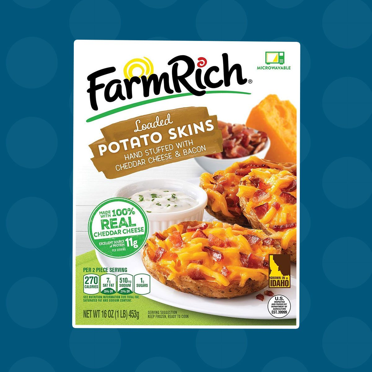 Loaded Potato Skins