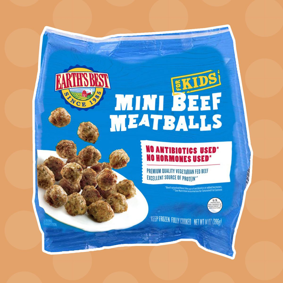 Mini Beef Meatballs