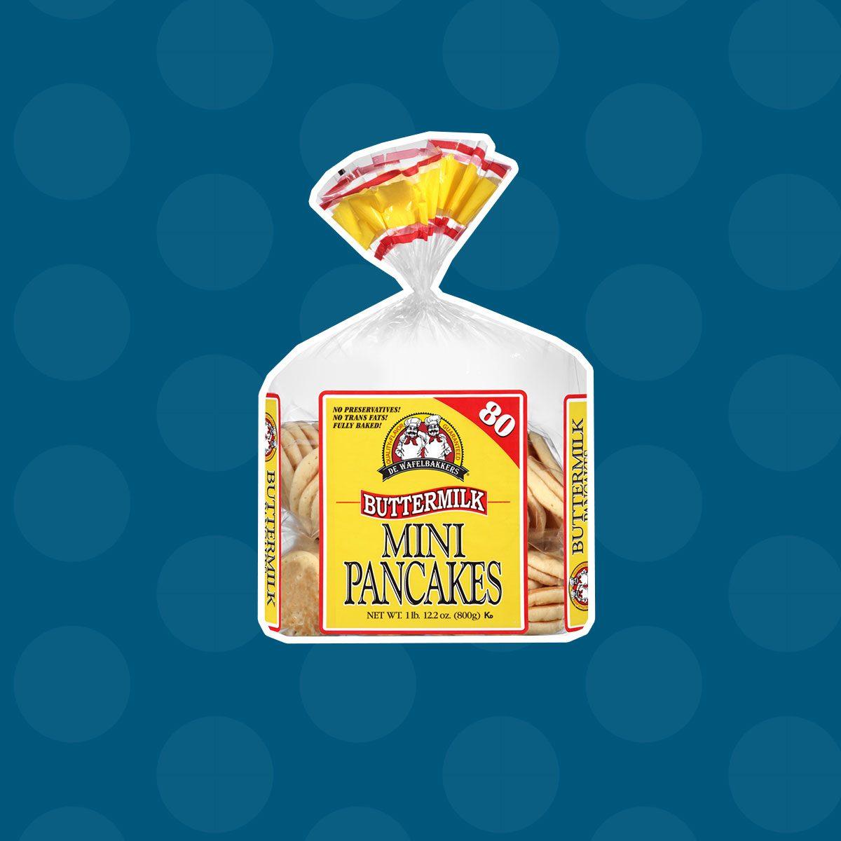 Buttermilk Mini Pancakes