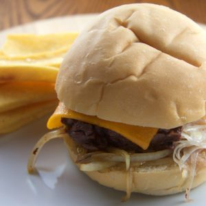 I Made This Depression-Era Hamburger. Here's What I Thought