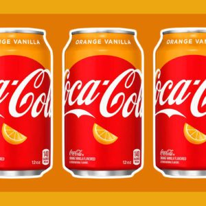 This New Coke Flavor Is Basically a Creamsicle in a Can
