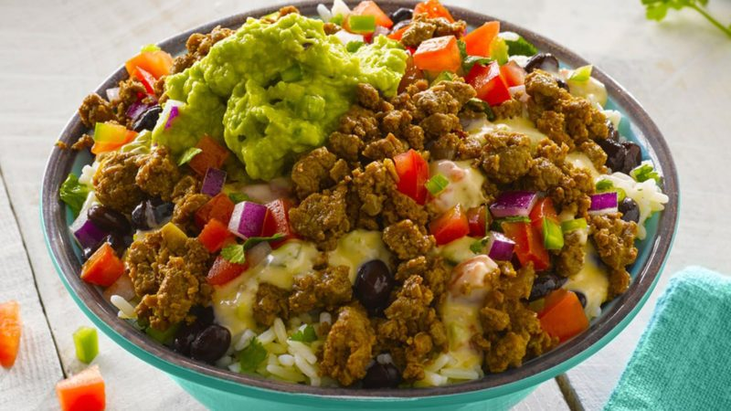 Qdoba Challenges Chipotle As First Chain To Serve Impossible Meat Burritos